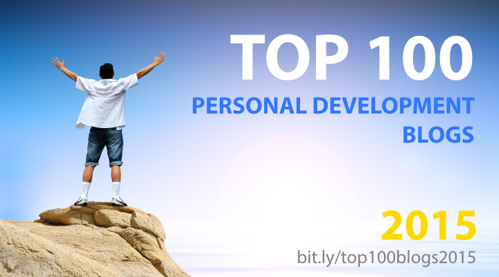 Top 100 Personal Development Blogs for 2015