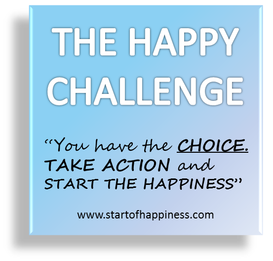 Random Acts of Kindness – Welcome to the First Happy Challenge!