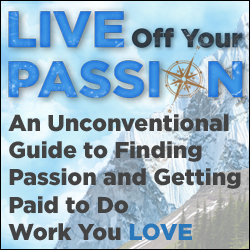 Live off Your Passion
