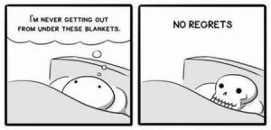 Regrets Comic