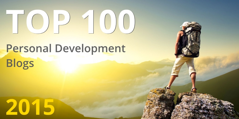 Top 100 Personal Development Blogs for 2015 – The Start of Happiness