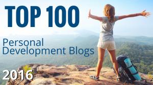 Personal Development Blogs 2016